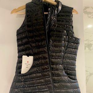 Lululemon Pack It Down Vest Shine - tags attached!